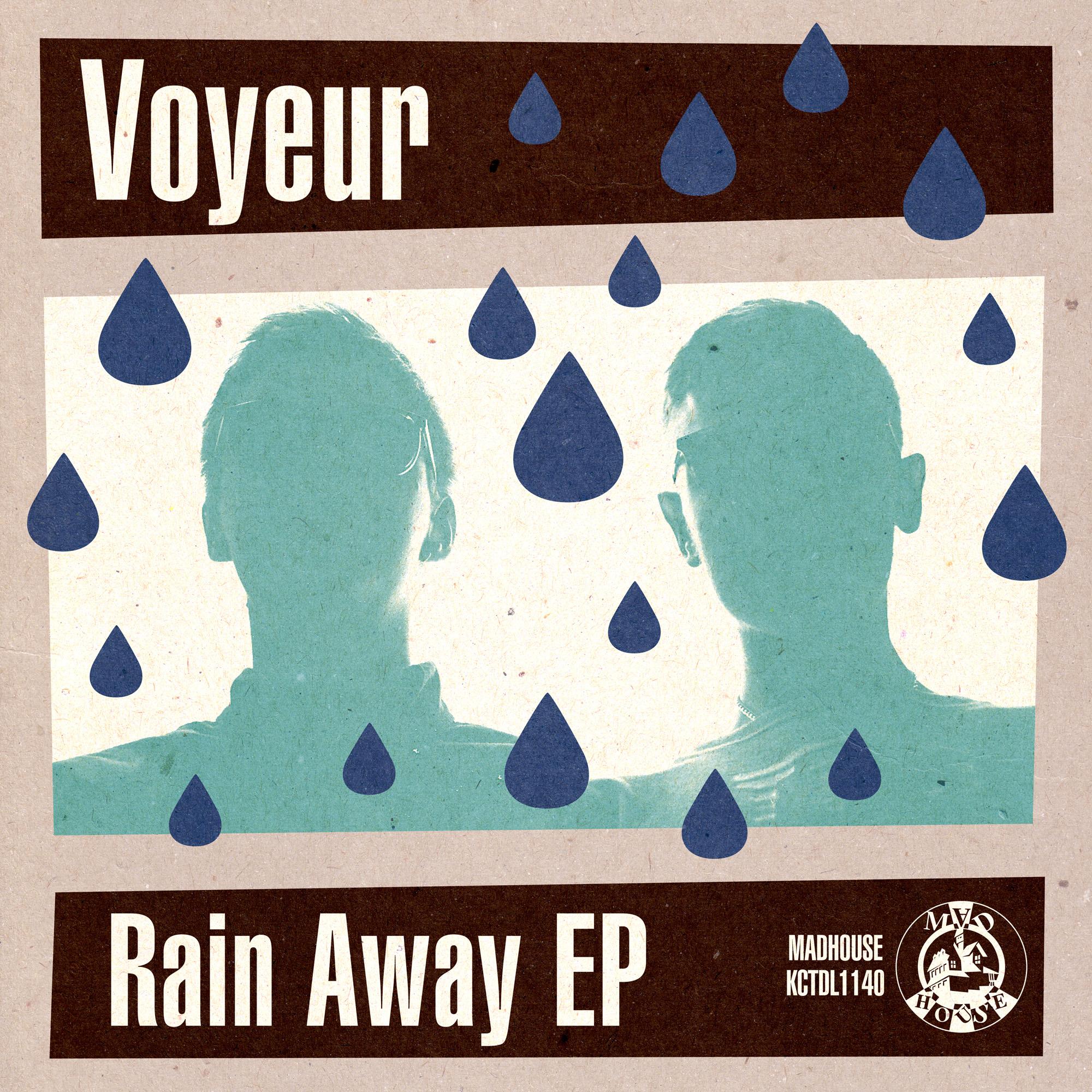 VOYEUR – RAIN AWAY EP