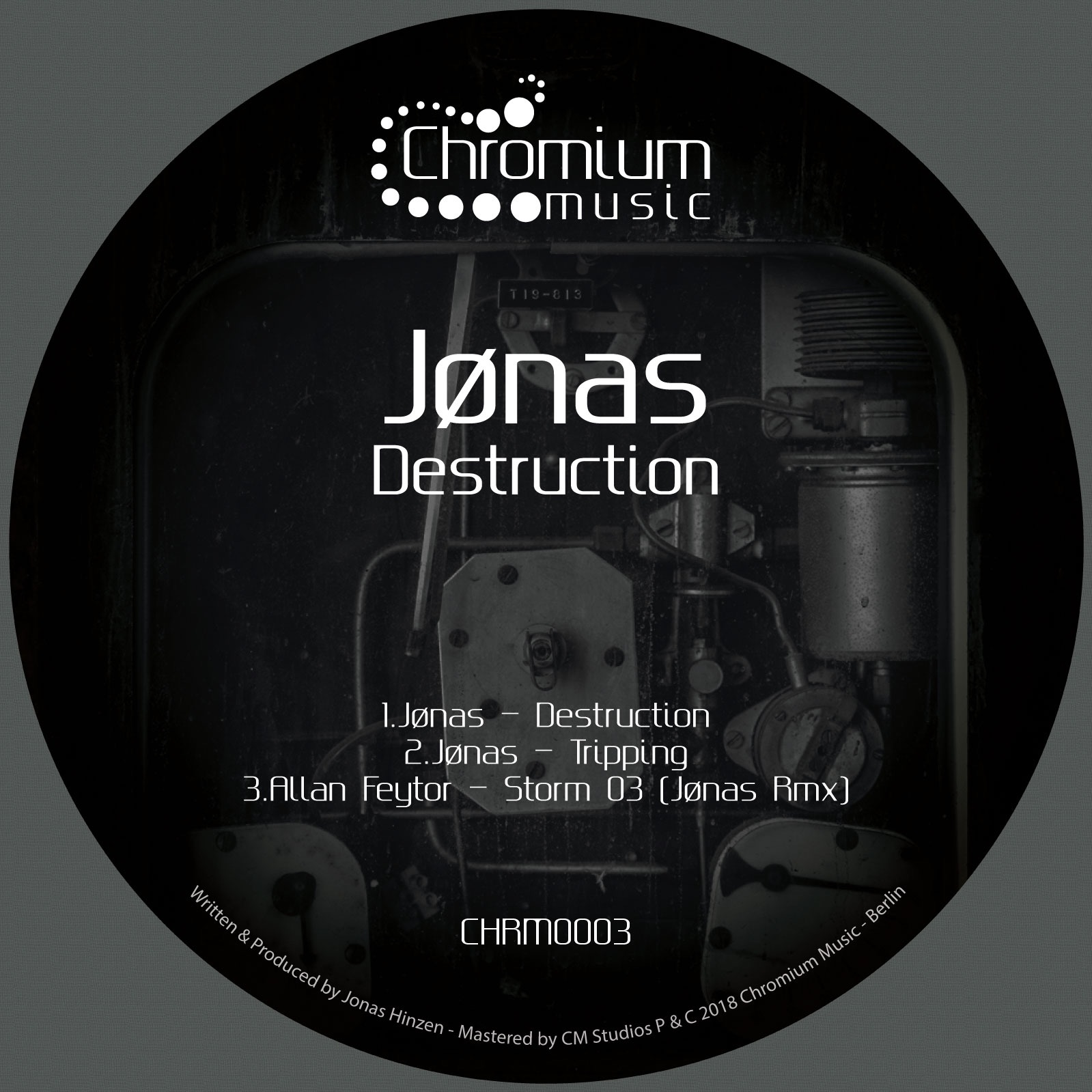 Jønas - Destruction EP