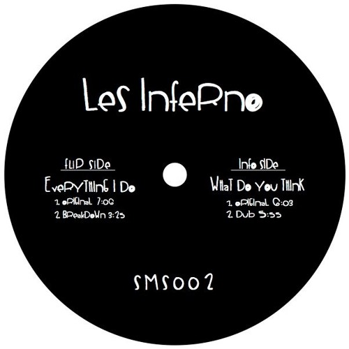 Les Inferno - Everything I Do