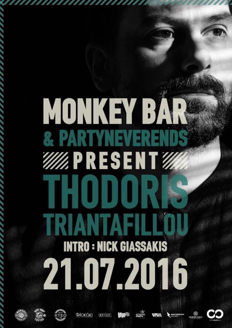 PartyNeverEnds presents Thodoris Triantafillou