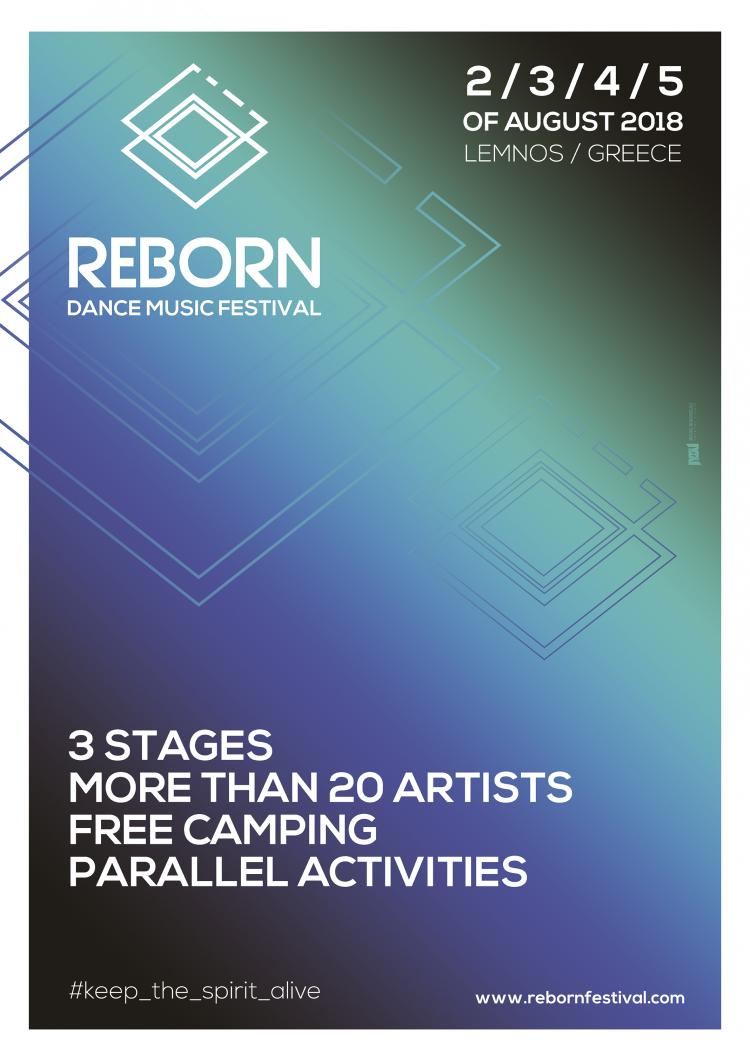 Reborn Festival 2018