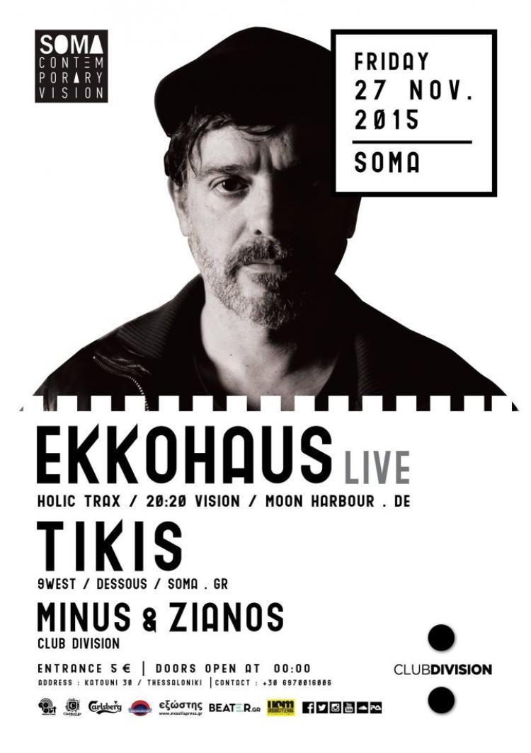 Ekkohaus at Club Division
