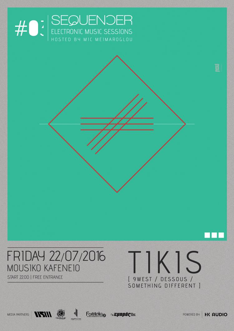Sequencer Sessions presents Tiki