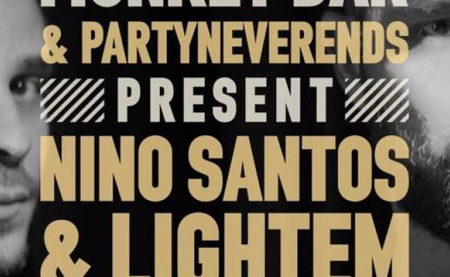 PartyNeverEnds presents Nino Santos & Lightem