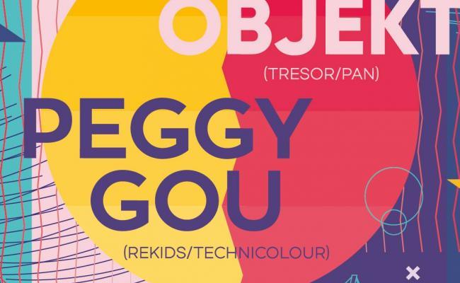 Objekt & Peggy Gou