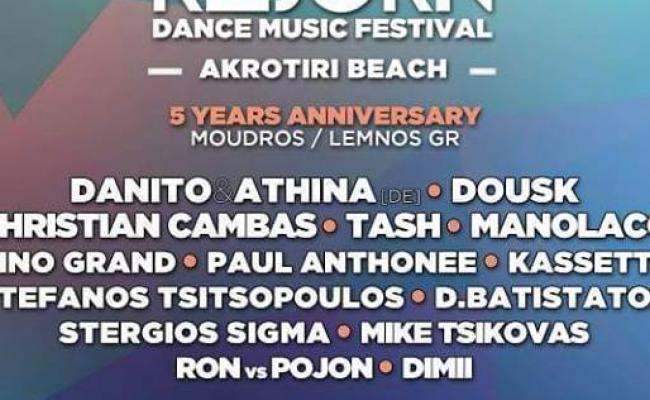 Reborn Festival 2017