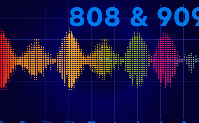 EQ - 808 and 909 BASS DRUM