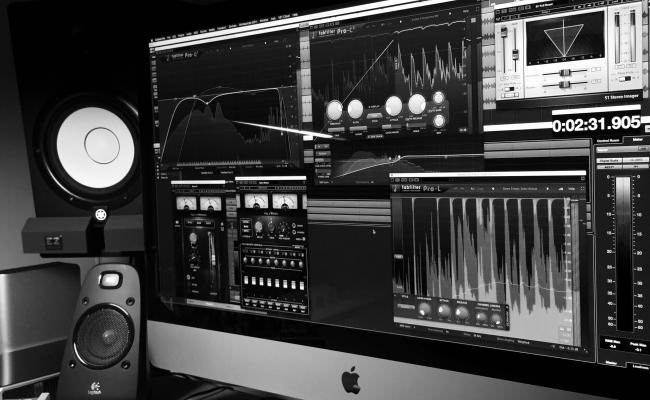 """Electronic Seikilos"", audio mastering process"