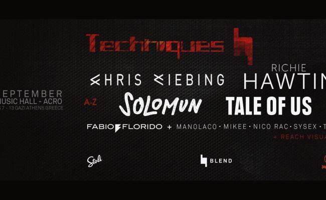 Techniques Festival 2017