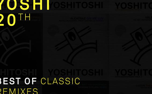 Yoshi 20th: Best Of Classic Remixes