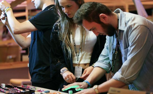 Artists and users regain control of technology at Sónar+D 2016