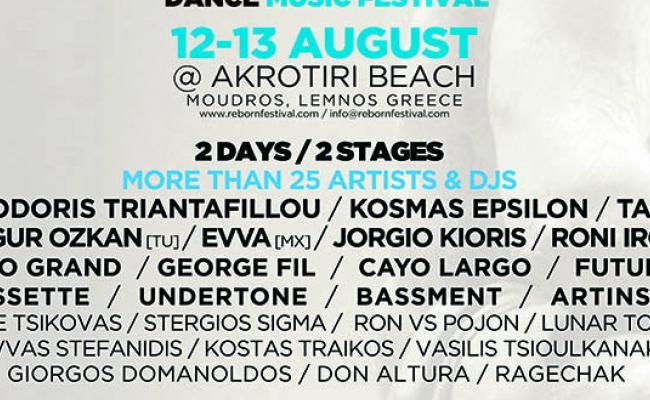 Reborn Festival 2016