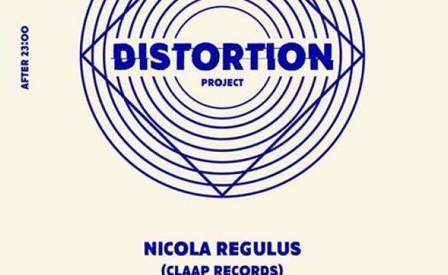 The Real Rocknrolla // Distortion w/ Nicola Regulus & Lefen