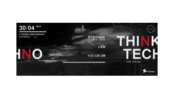 Blank presents Synthek