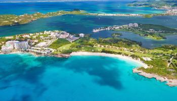 SXM Festival on the Caribbean Island