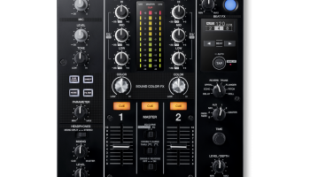 DJM-450 Two Channel Mixer