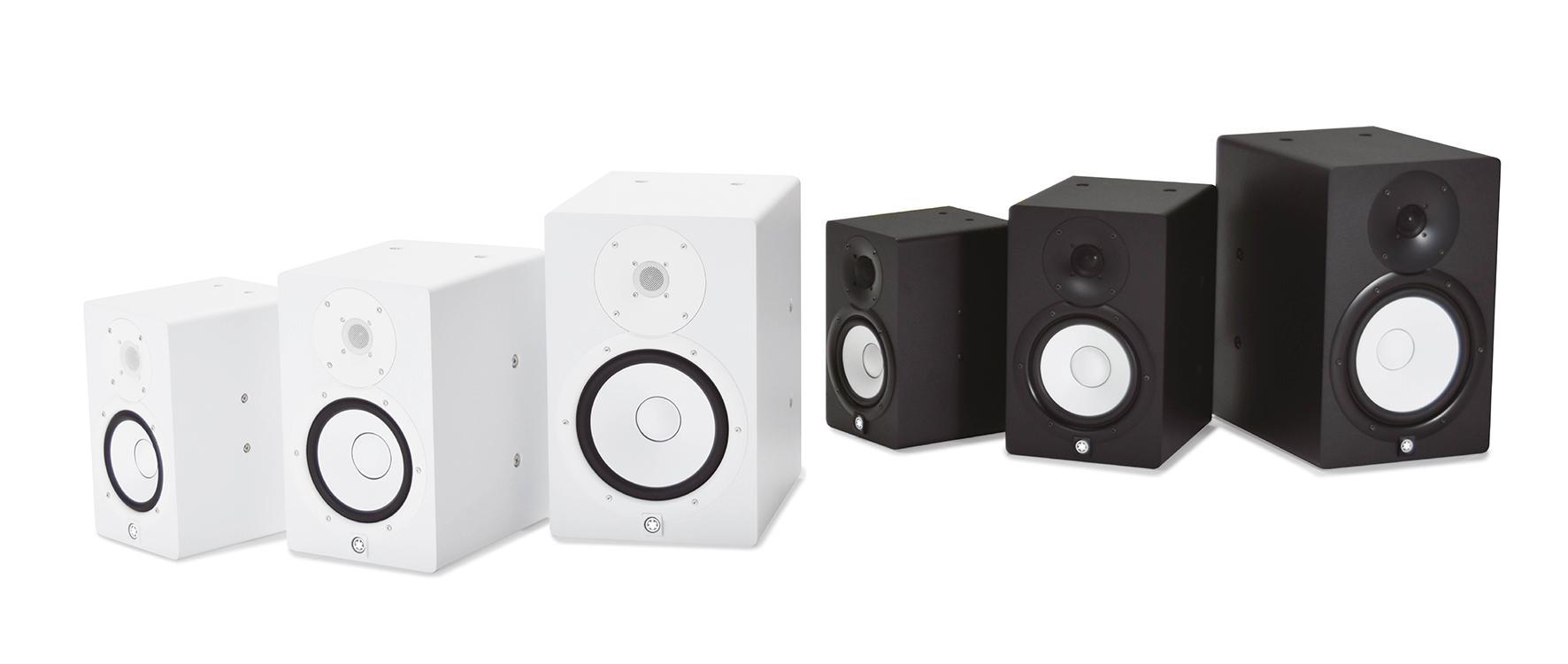 Yamaha Reveal HS-I Range of Powered Speakers