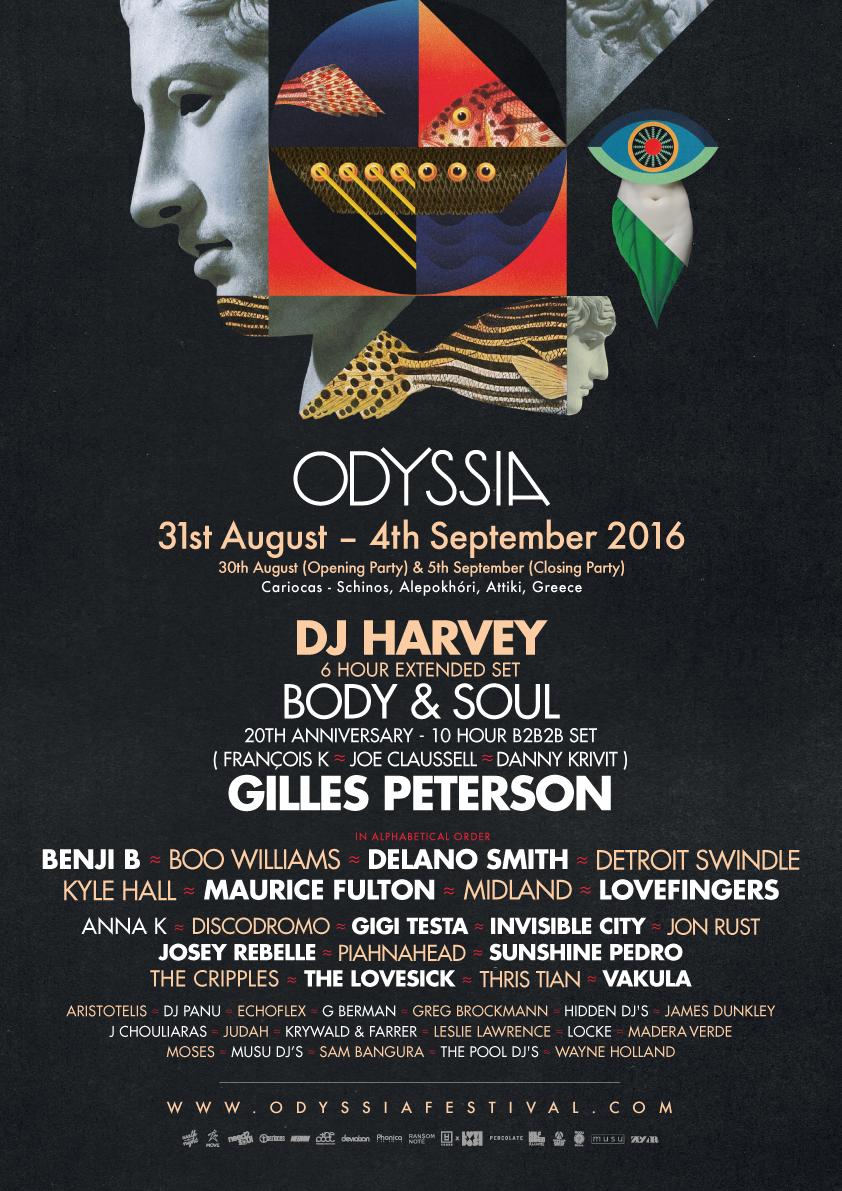 Odyssia Festival 2016