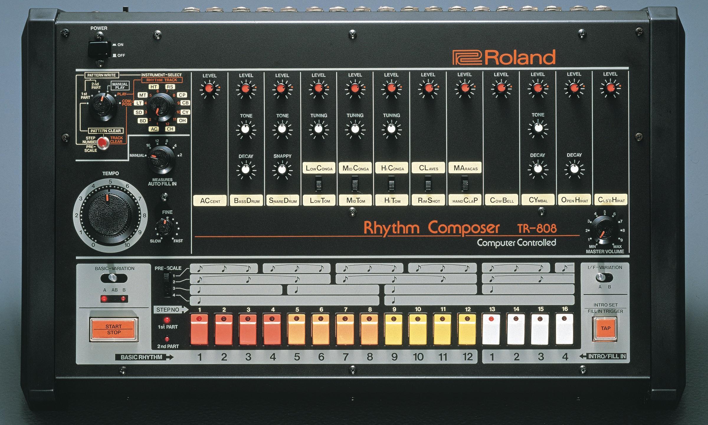 Drum Machine 808