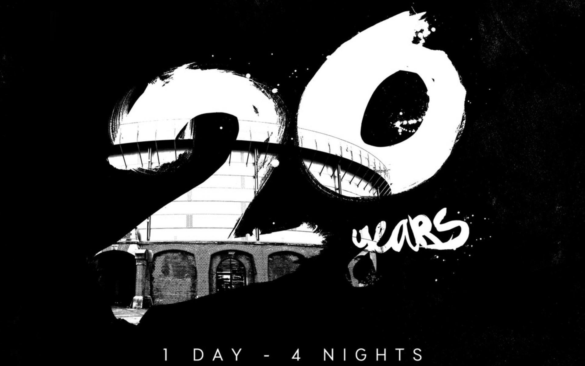 Awakenings 20th ANNIVERSARY IN 2017