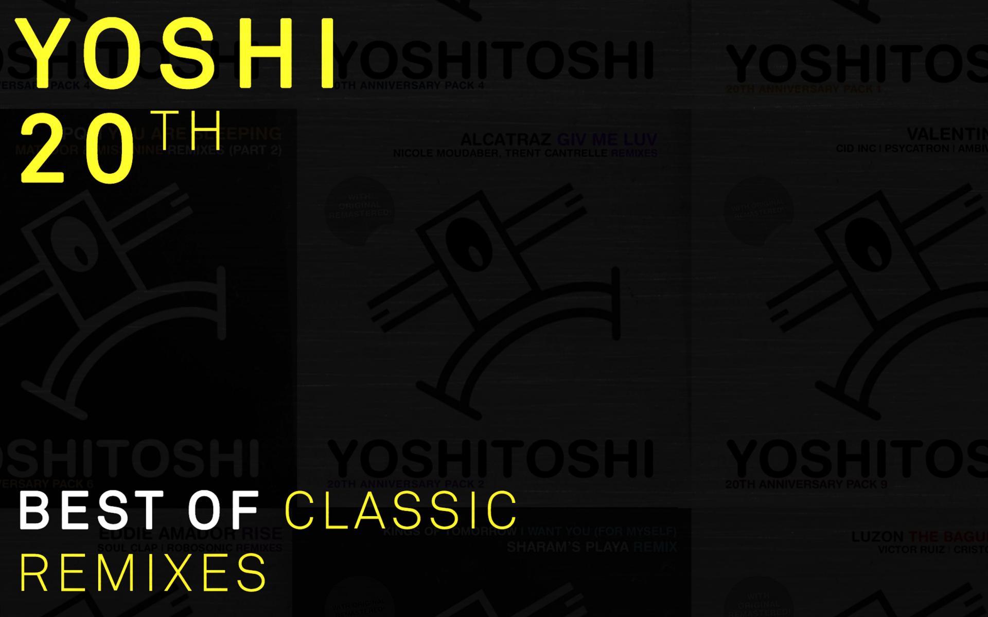 Yoshi 20th: Best Of Classic Remixes