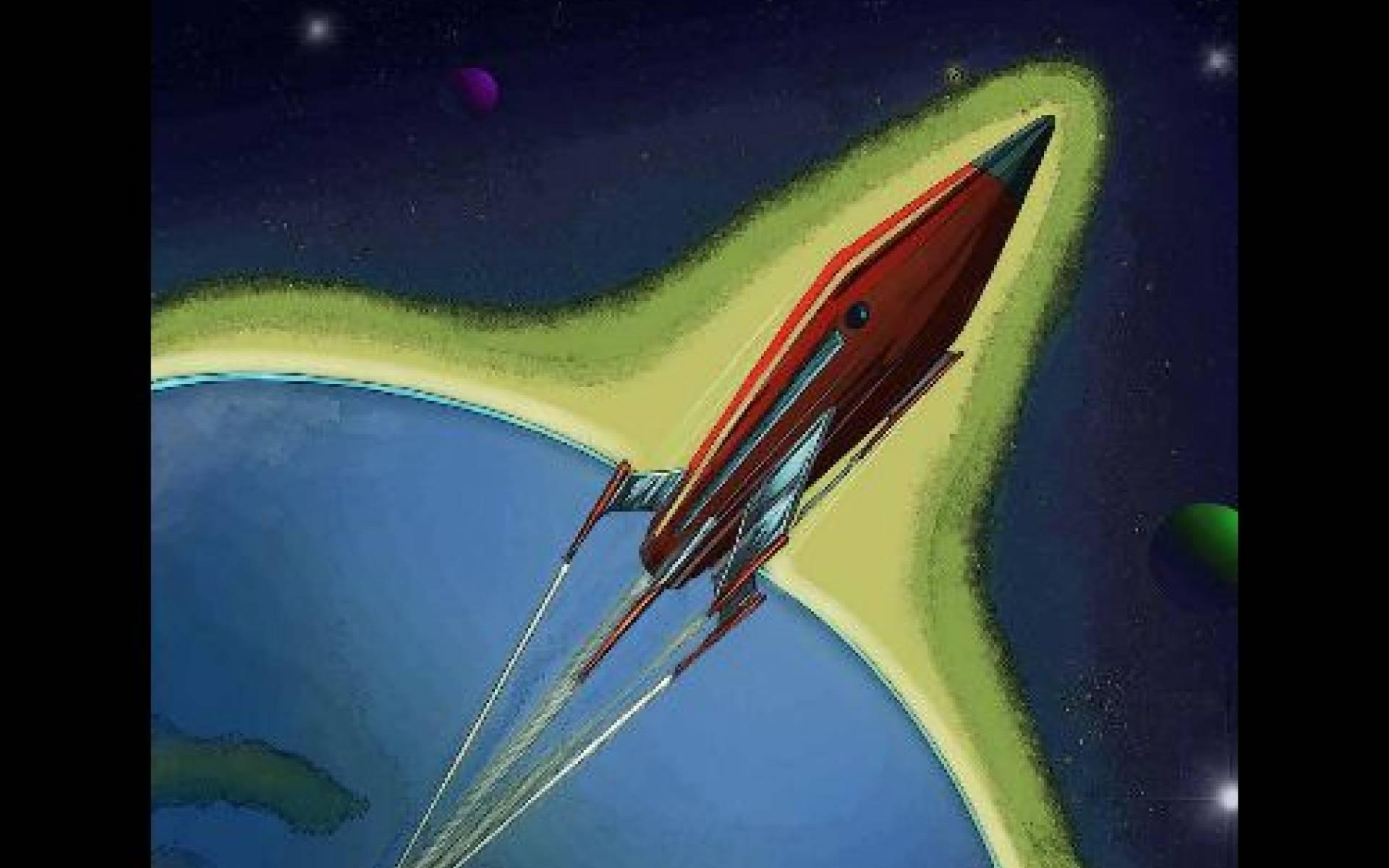 The Escape Velocity magazine