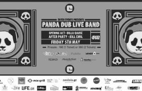 Panda Dub Live Band at Fuzz