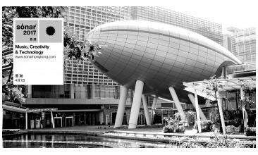 Sónar Hong Kong